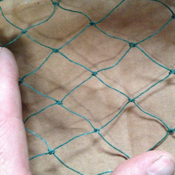 Vogelnetz 3x3 cm 8x30 meter