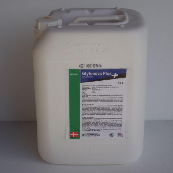 Glyfonova Plus 20 liter (360 g/l glyphosat)