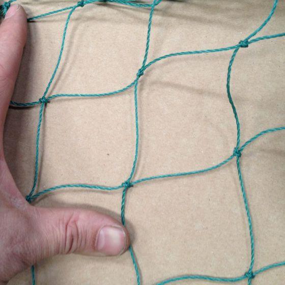 Volierennetz 5x5 cm 4x25 meter
