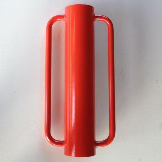 Pfahlramme als Handramme ø150mm.