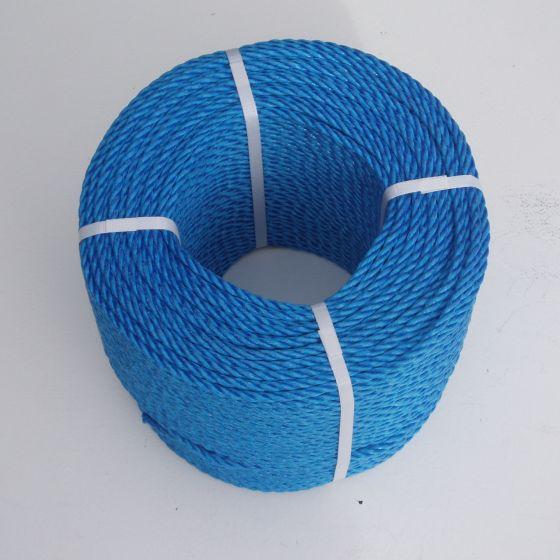 Seil 6 mm. blau 220 m