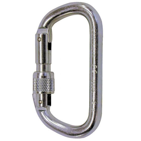 Protecta Sicherheitshaken mit Schraubverschluss