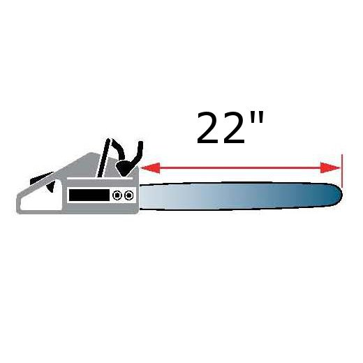 "22""  Oregon Schwert"