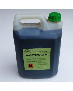Hjortetakolie 5 liter. (Pyroleum Animale Crudum)