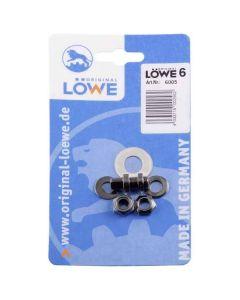 Bolzen, Mutter-Kit für Lowe 6 Gartenschere