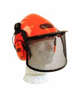 Prof. sikkerheds hjelm