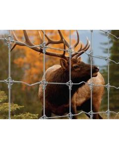 Wildlife Zaun 200/17/15 STAY LOCK / TIGHTLOCK (100m)