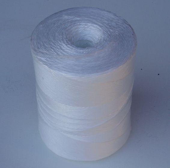 Polycordel Weiß (2580m) 4,3 kg 600 m/kg