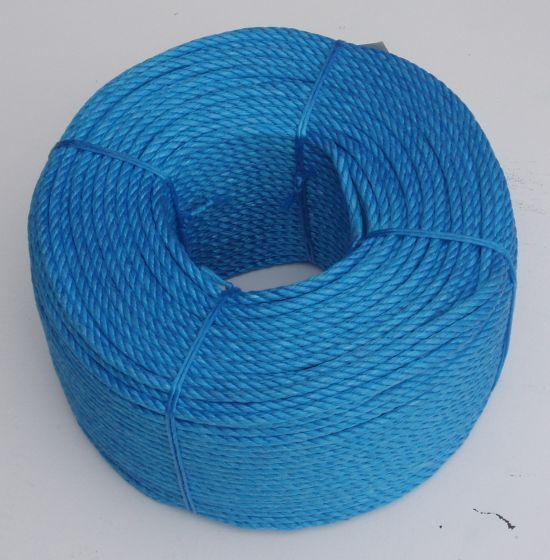 Seil 8 mm. blau 220 m