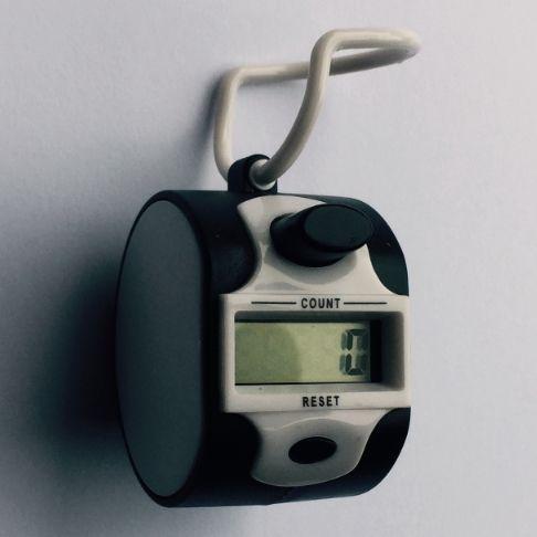 Stückzähler Handheld elektronisch